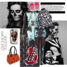 Skeletal Fashion